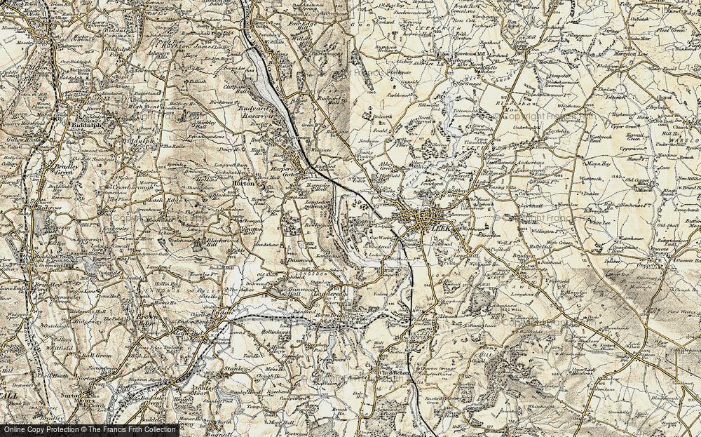 Westwood, 1902-1903