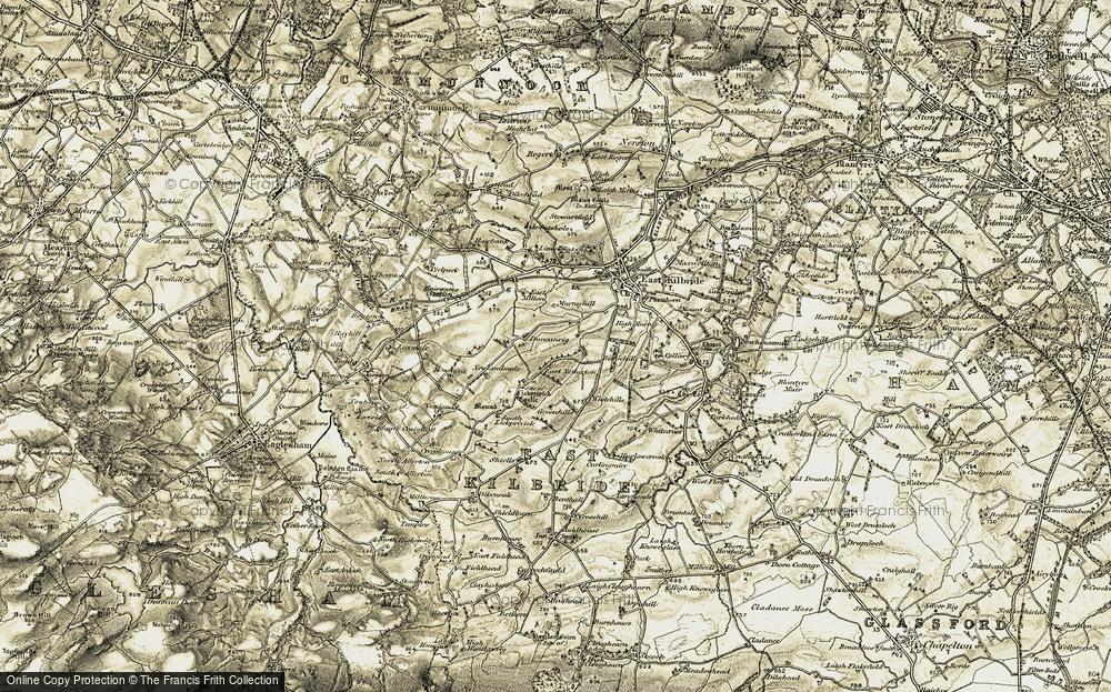 Westwood, 1904-1905