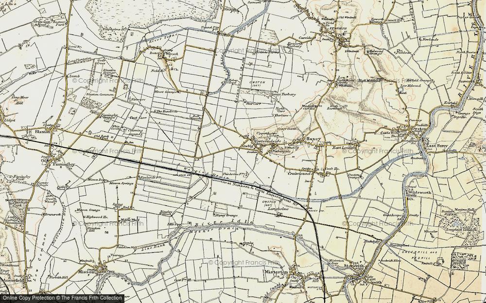 Westwoodside, 1903