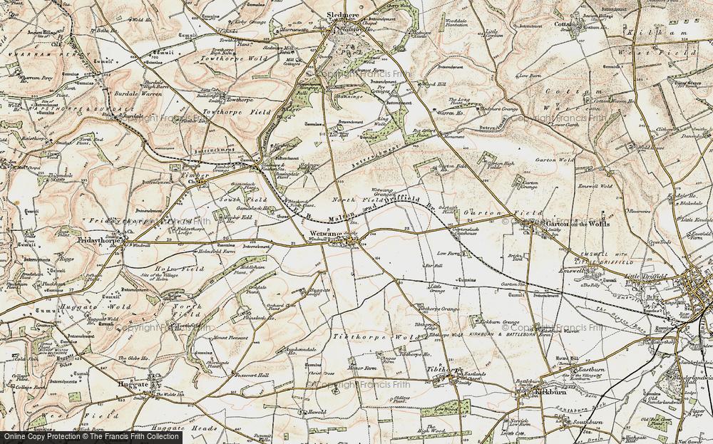 Wetwang, 1903-1904