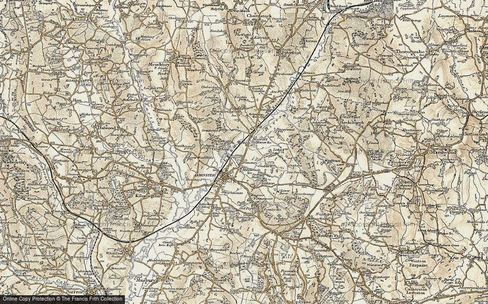 Weycroft, 1898-1899