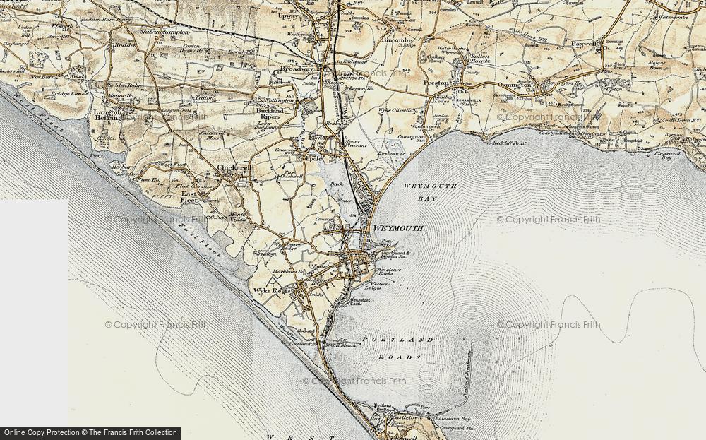 Weymouth, 1899
