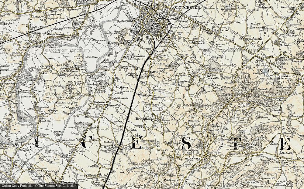 Whaddon, 1898-1900