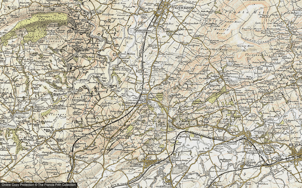 Whalley, 1903-1904
