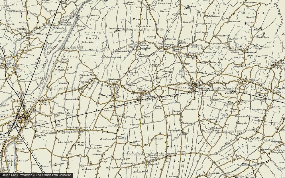 Whaplode, 1901-1902