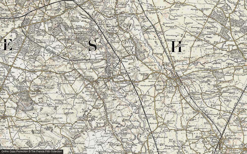 Wharton, 1902-1903