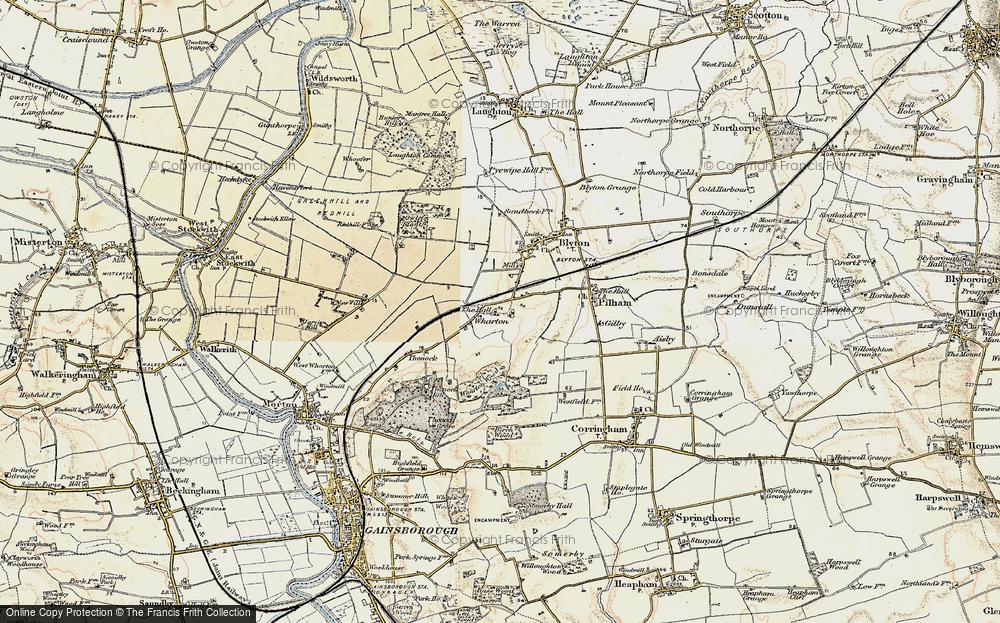 Wharton, 1903