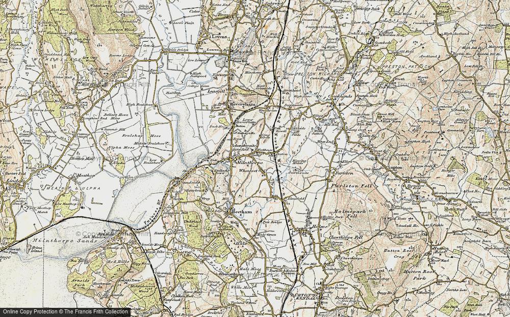 Whasset, 1903-1904