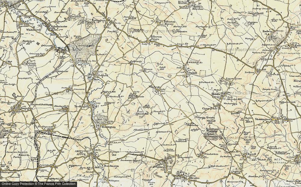 Whatcote, 1899-1901