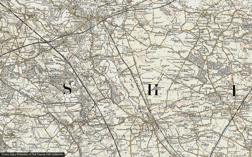 Whatcroft, 1902-1903