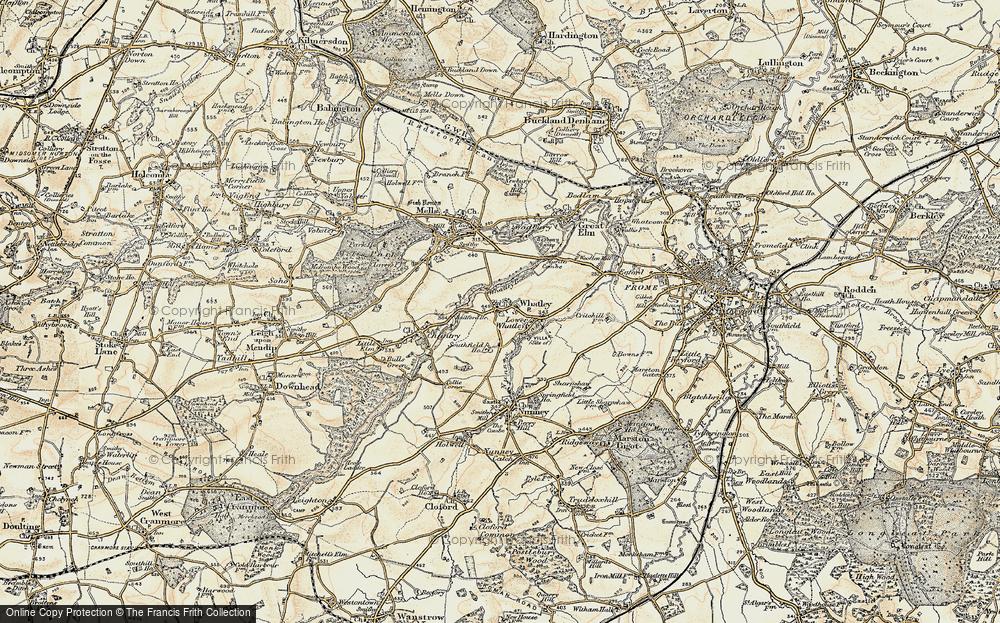 Whatley, 1898-1899