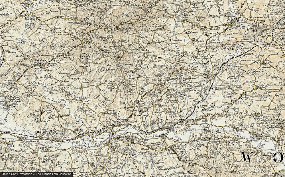 Whatmore, 1901-1902
