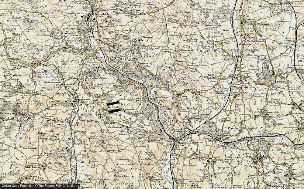 Whatstandwell, 1902-1903