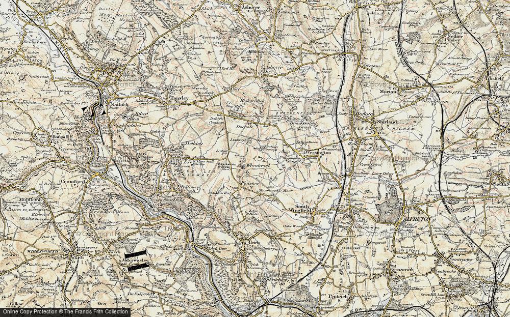 Wheatcroft, 1902-1903
