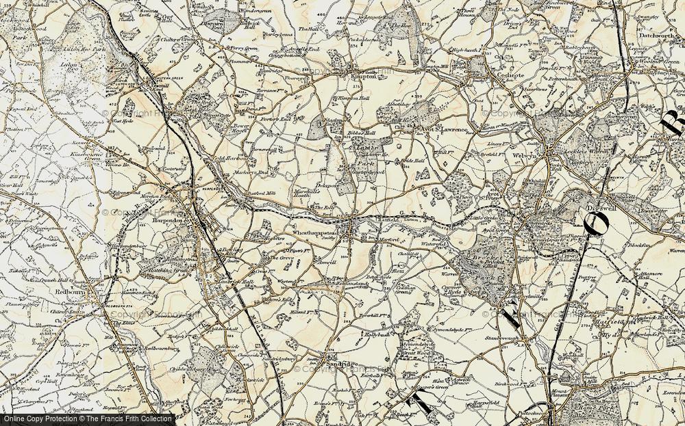 Wheathampstead, 1898-1899
