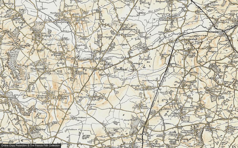 Wheathill, 1899