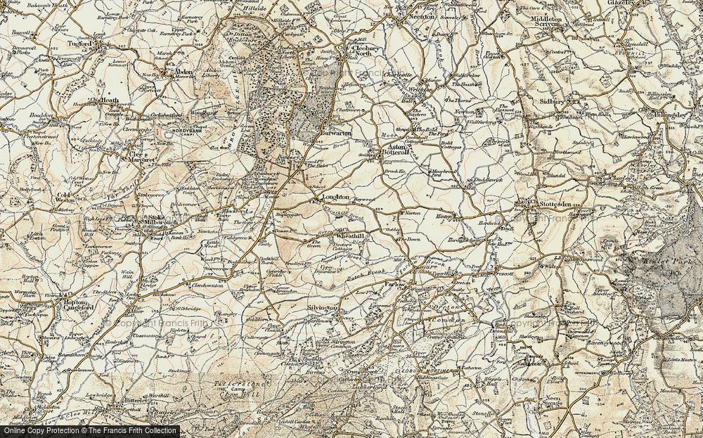 Wheathill, 1901-1902