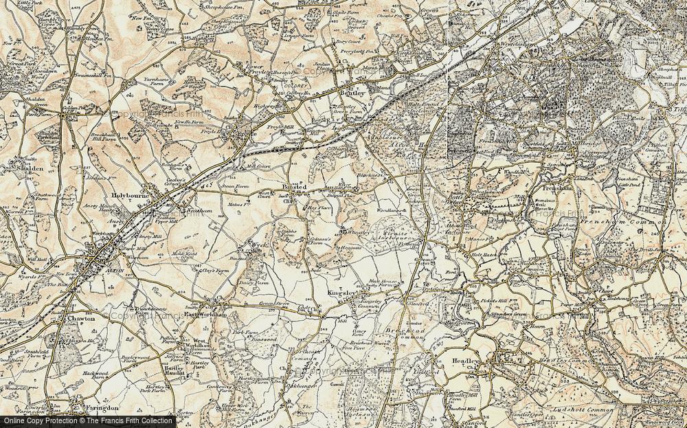 Wheatley, 1897-1909