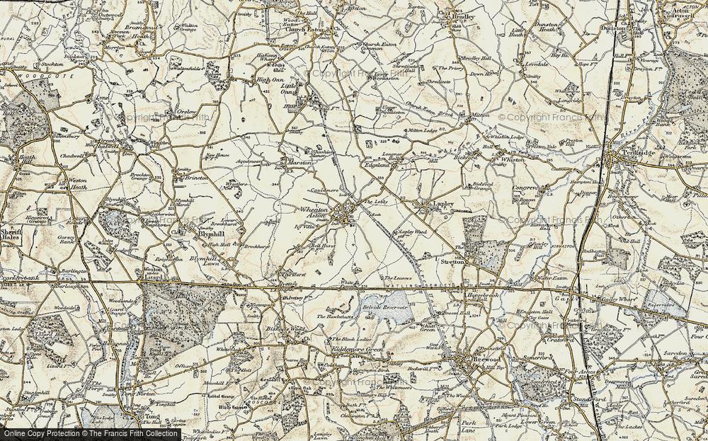 Wheaton Aston, 1902