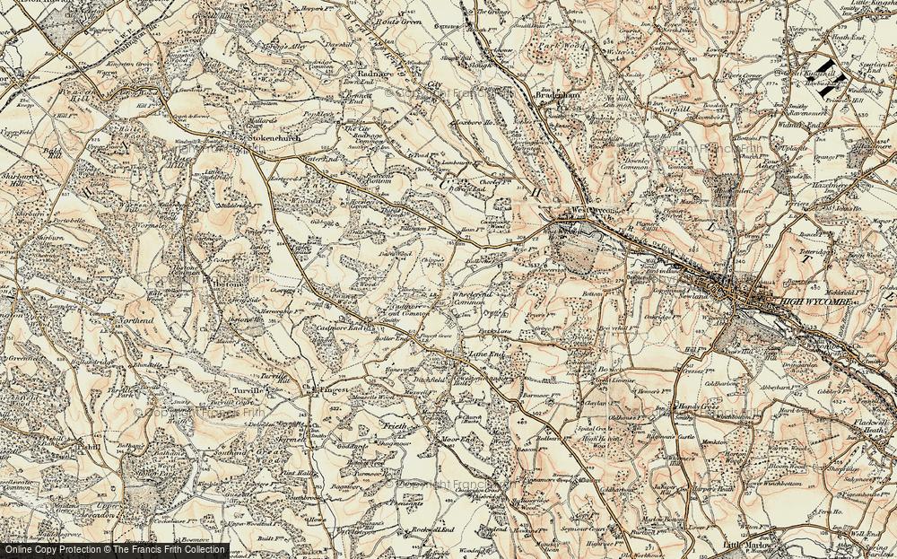 Wheeler End, 1897-1898