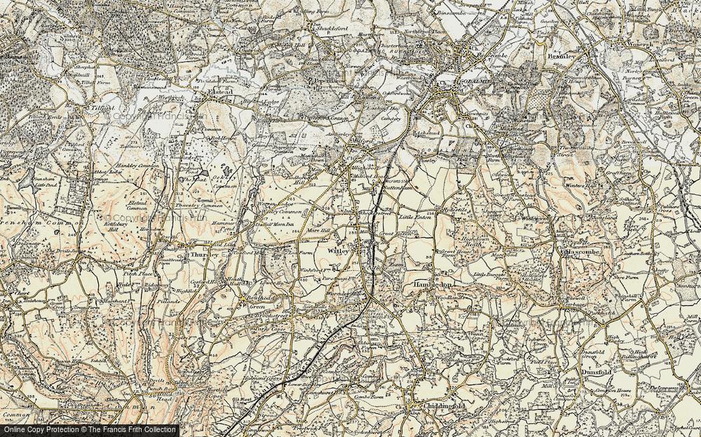 Wheelerstreet, 1897-1909