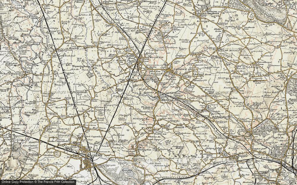 Wheelock, 1902-1903