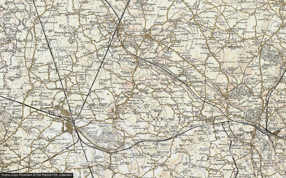Wheelock Heath, 1902-1903