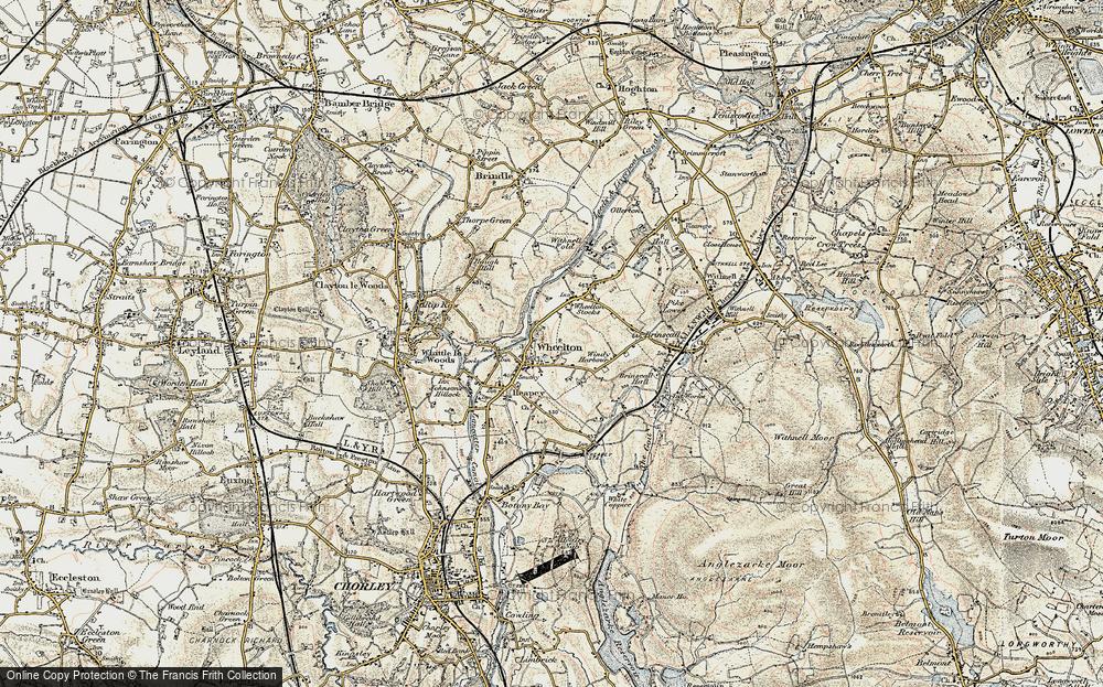 Wheelton, 1903