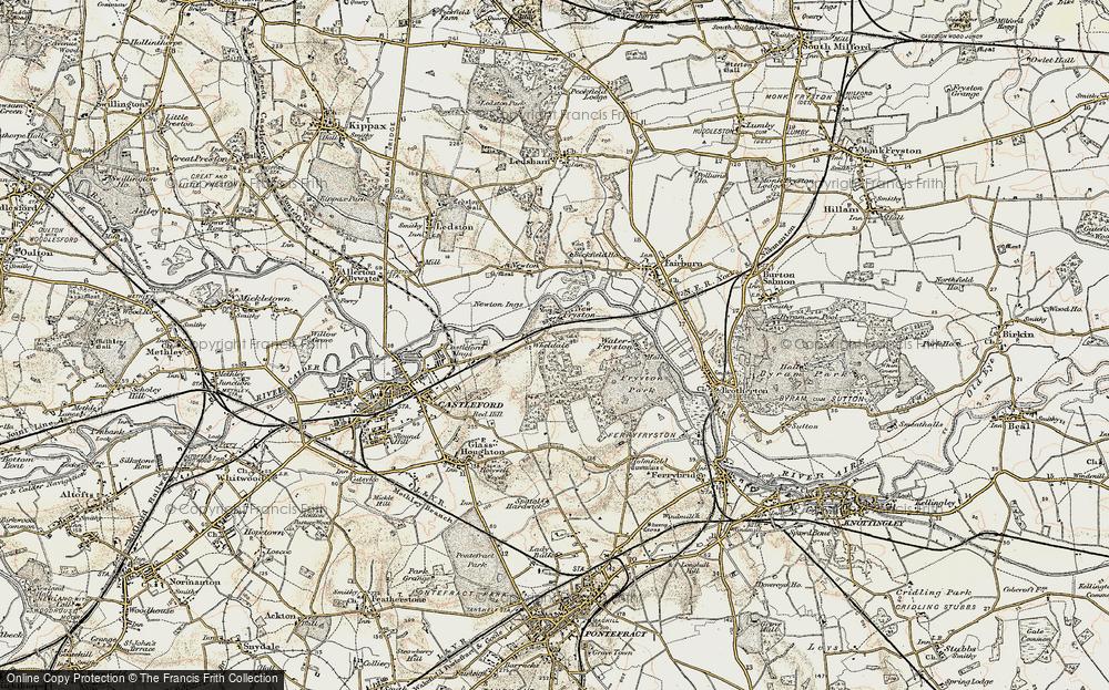 Wheldale, 1903