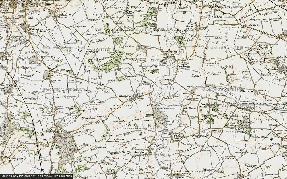 Wheldrake, 1903