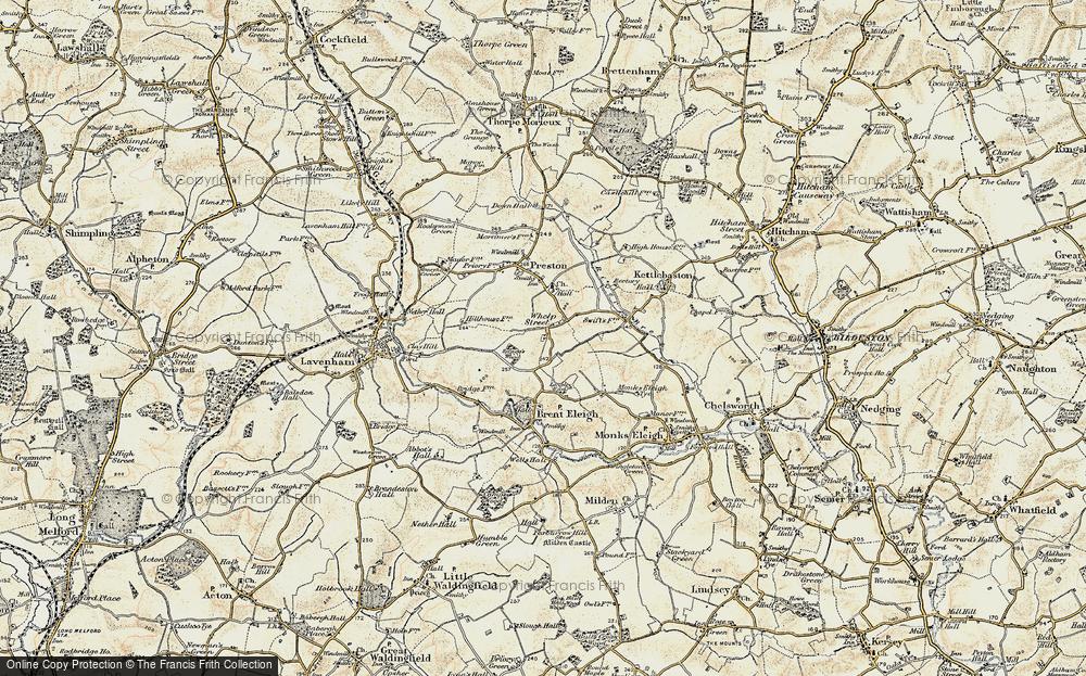 Whelp Street, 1899-1901