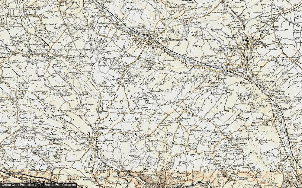 Whelpley Hill, 1897-1898
