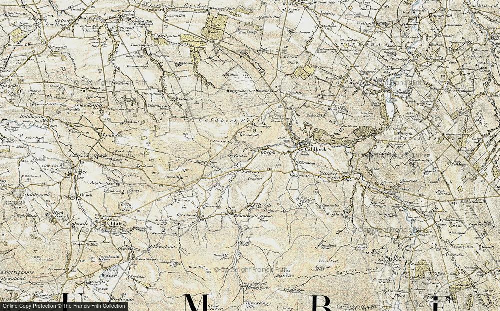 Whelpo, 1901-1904