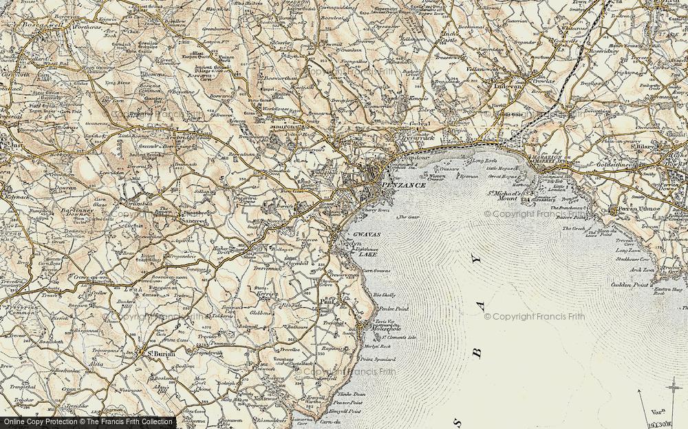 Wherry Town, 1900