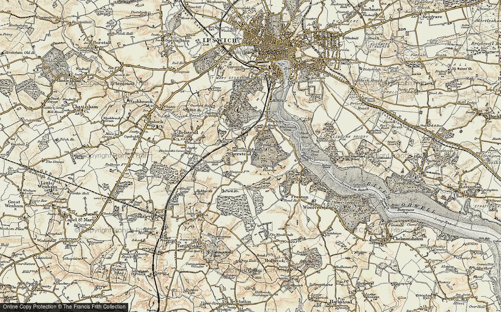 Wherstead, 1898-1901