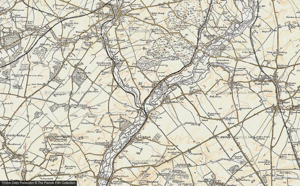 Wherwell, 1897-1900