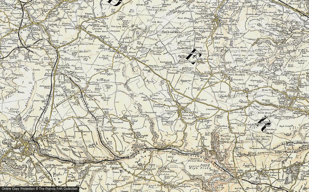 Wheston, 1902-1903