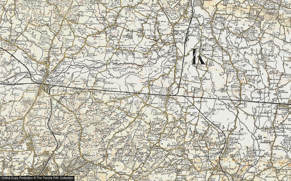 Whetsted, 1897-1898