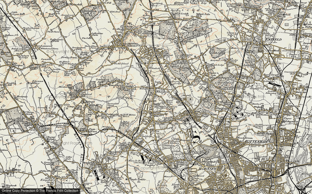 Whetstone, 1897-1898