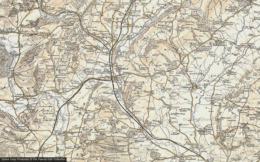 Whettleton, 1901-1903