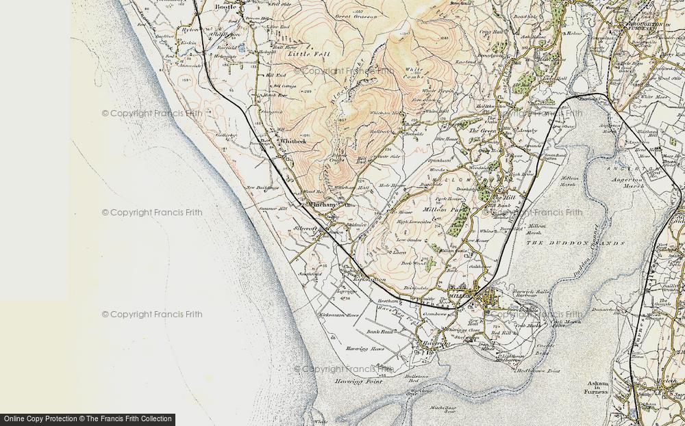 Whicham, 1903-1904
