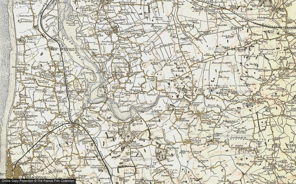 Whin Lane End, 1903-1904