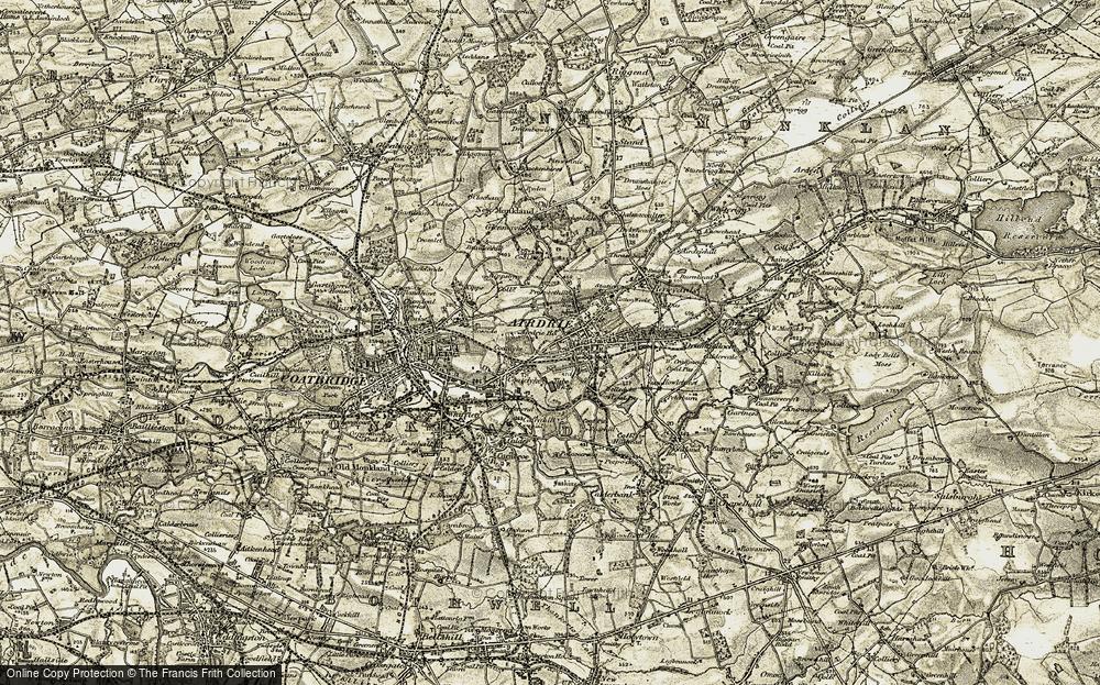Whinhall, 1904-1905