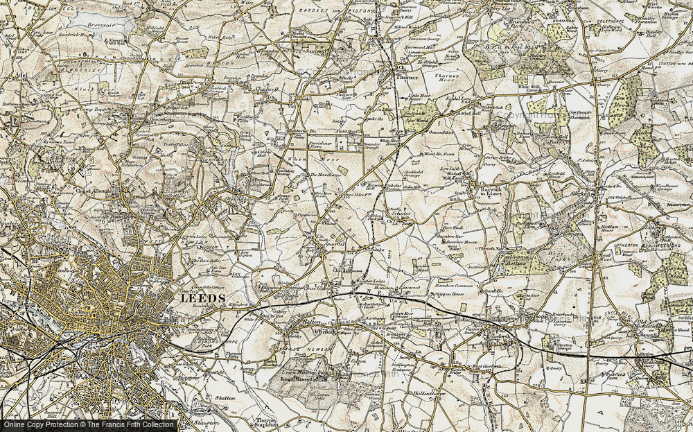 Whinmoor, 1903-1904