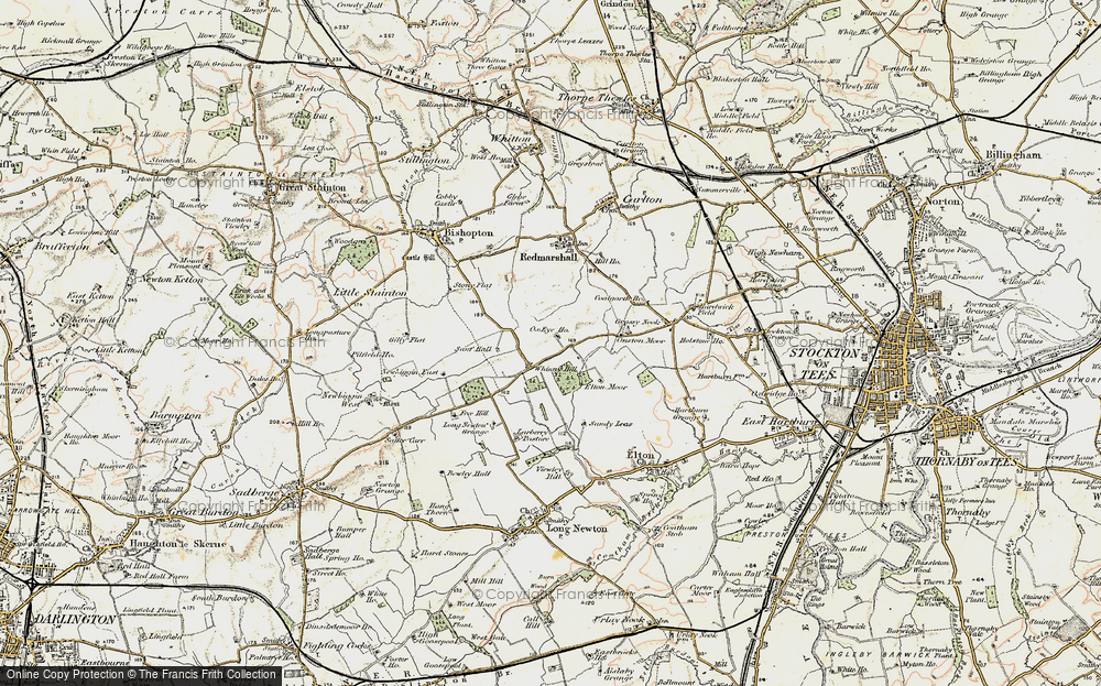 Whinny Hill, 1903-1904