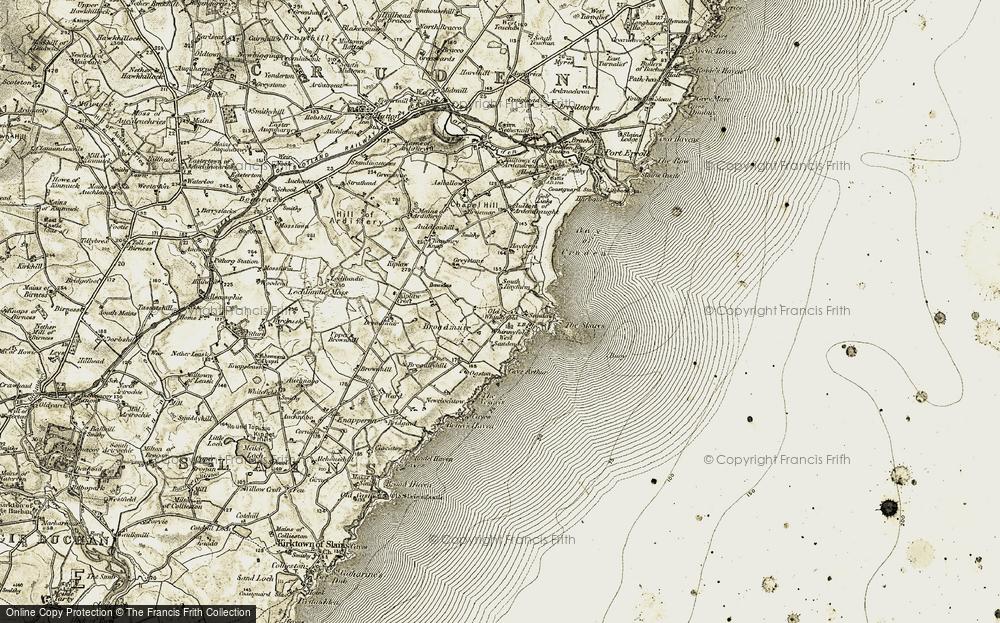 Whinnyfold, 1909-1910