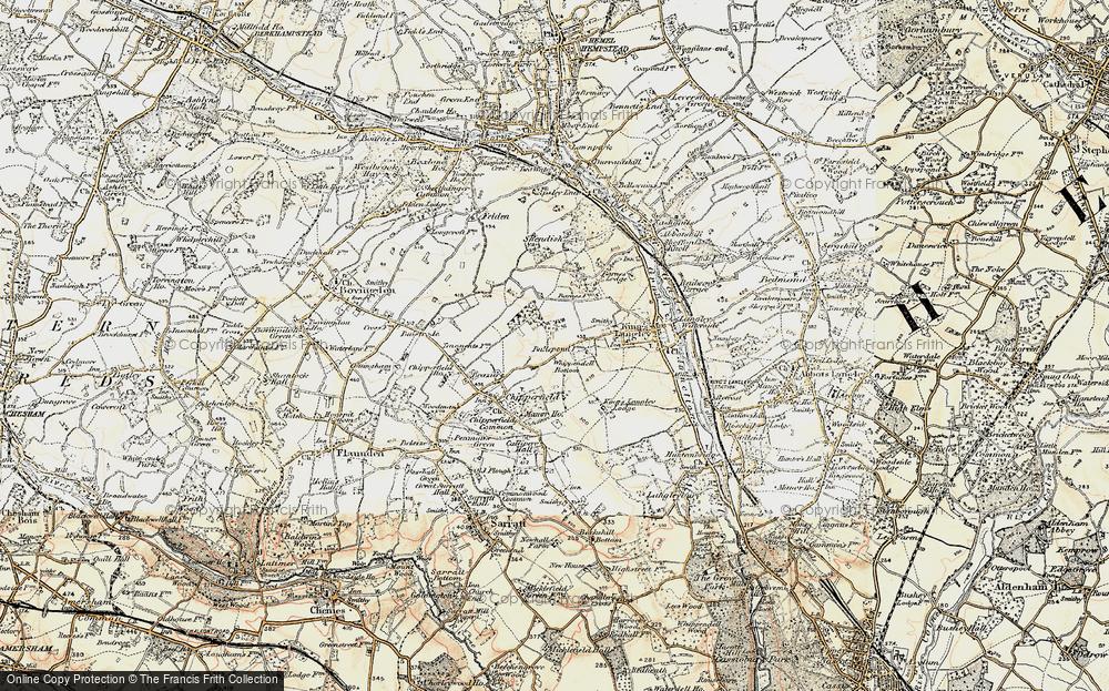 Whippendell Bottom, 1897-1898