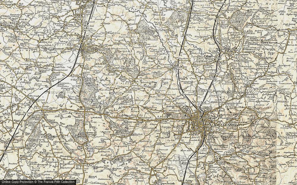 Whirley Grove, 1902-1903