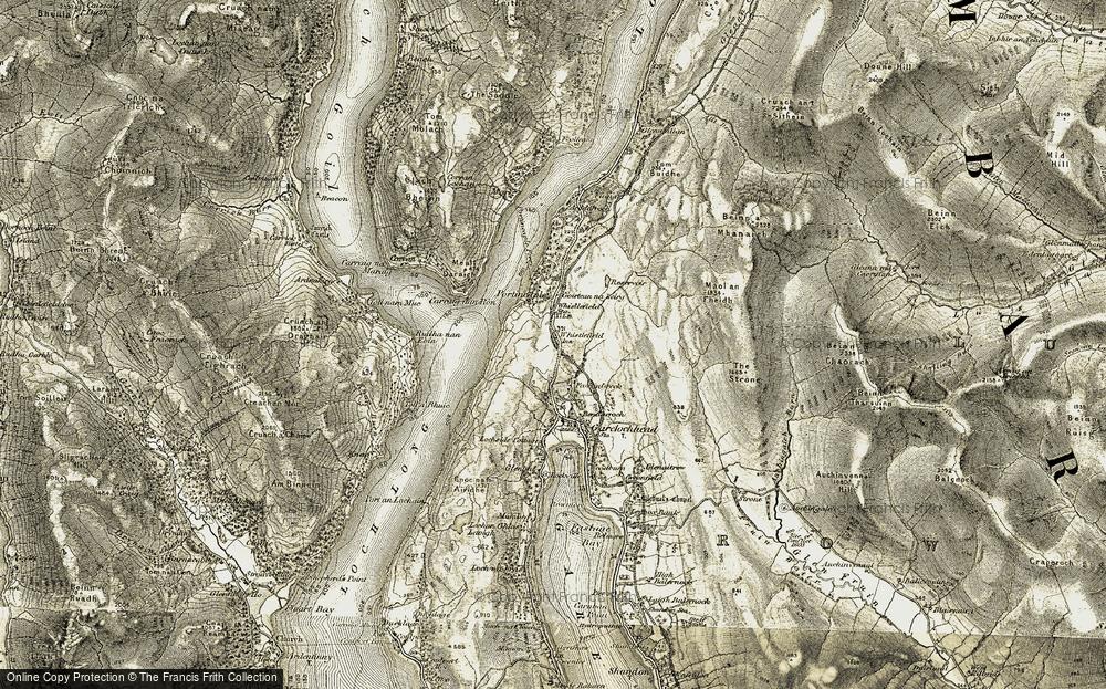Whistlefield, 1905-1907