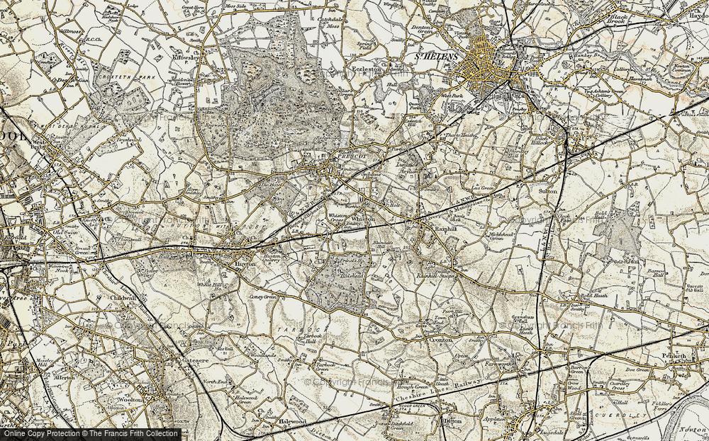 Whiston, 1902-1903